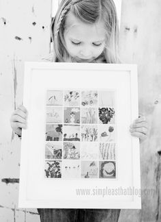 simple as that: Project Simplify Wk 3: Organize + Display Kids Art