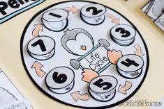 Penguin Science Lapbook: life cycle - Mrs. Jones' Creation Station