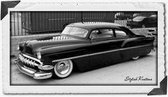 Kustom   Check out this Chopped 54 Chevy Kustom. I have seen this car at a few ...