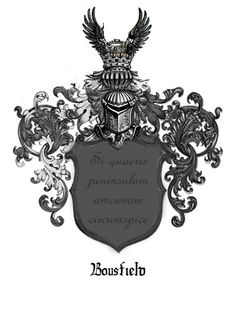 bousfield family crest