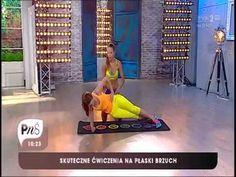 Ewa Chodakowska ćwiczenia na brzuch SZOK TRENING cz.6