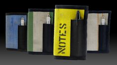 Recycled Fire Hose Wallets & Cases   DudeIWantThat.com