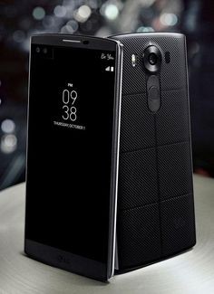 The LG V10 is made from 316L stainless steel and the back made from Dura Guard, a silicone-like material that can absorb shock like no other device when the phone's dropped