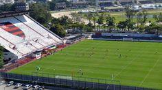 Estádio José Bastos Padilha (Gávea) - Rio de Janeiro (RJ) - Capacidade: 8,5 mil - Clube: Flamengo