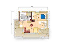 Tiima 69 | Vapaa-ajan asunnot | Talomallisto | Tiimatalot Ky
