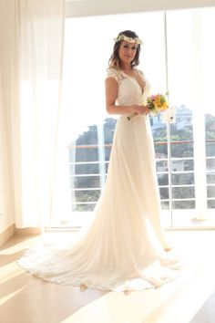 Noiva Marcella Alho
