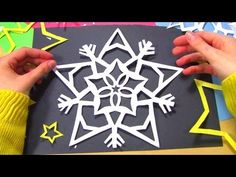 Snowflakes, Starflakes, and Swirlflakes: Vi Hart is back with a great video on cool math-y winter amazingness!  Fun for everyone at home or school!
