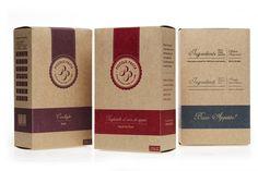 Piccolo Pasta packaging by Sarah Shrapnel, via Behance DIOR HOMME SIZE 38 - 42 / SUIT 48  BY: ALEXANDER V WESLEY