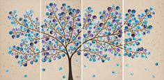 Wall art decorative art wall decor wall hangings by QiQiGallery