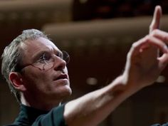 """Watch the trailer for """"Steve Jobs."""" In this version of the Jobs story, the Apple visionary is played by Michael Fassbender. Meanwhile, Seth Rogen plays Steve Wozniak. Oscar-winning director Danny Boyle (""""Slumdog Millionaire,"""" """"Trainspotting"""") and Oscar-winning writer Aaron Sorkin (""""The Social Network"""") bring the story to life."""