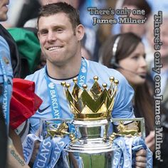 There's only one James Milner  #mcfc #manchester