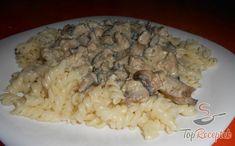 Vynikající oběd za 20 minut z jedné pánve Bon Appetit, Gnocchi, Grains, Food And Drink, Rice, Chicken, Meat, Baking, Recipes