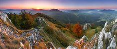 Strážovské vrchy - Vápeč