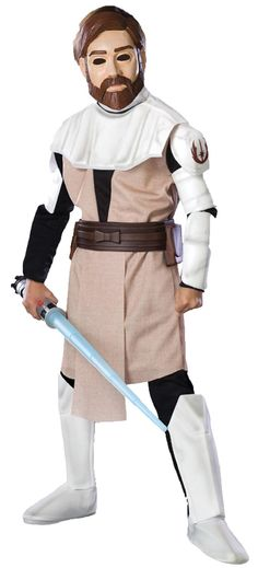 Obi Wan Kenobi Dlx Child Large