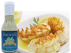 Grilled Lobster Salad with Edelweiss Tarragon Cream Dressing
