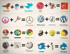 i wanna see more logo mash ups.