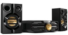 Mini-System Hi-Fi Philips FXD18 provide powerful sound without wires