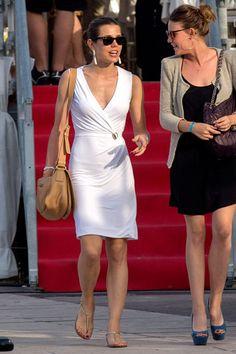 Charlotte Casiraghi in Monaco.
