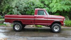 1969 Ford F250 4x4 Regular Cab for sale 100867358