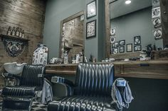 barbershop second home