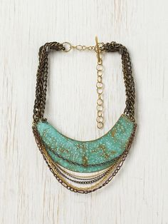 Free People Bryce Canyon Collar, $228.00