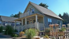 Lincoln City Vacation Rental - VRBO 264720 - 4 BR Central Coast House in OR, Charming! Large Family & Pet Friendly Beach Cottage