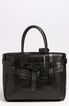 Reed Krakoff 'Boxer' Leather Satchel available at #Nordstrom