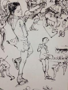 Dave Chisholm mundo extraño - patternfalls: Kim Jung-Gi Lo que sí