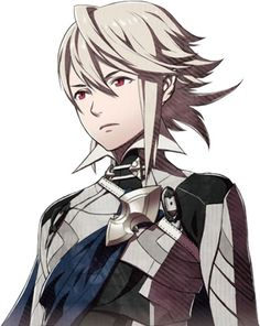 Concept art of Hoshido Noble Corrin from the Fire Emblem anniversary book. Concept art of Corrin's dragon form in the Fire Emblem Fates Visual Works Pellucid Crystal. Fire Emblem Cosplay, Cosplay Wigs, Cosplay Costumes, Yusuke Kozaki, Robin, Fire Emblem Warriors, Halloween Costumes Online, Cool Fire, Aqua