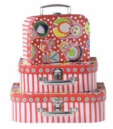 Baboushka suitcases