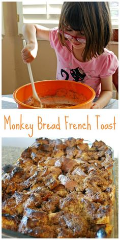 Monkey Bread French Toast Recipe - This might be the best breakfast dish Ive ever had! That good!