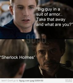 Take that, Captain America.