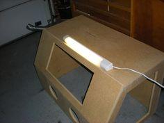Sand Blaster How To Make Sand, Sandblasting Cabinet, Garage Workshop, Halle, Hobbies, Diy, Home Decor, Jets, Booth Design