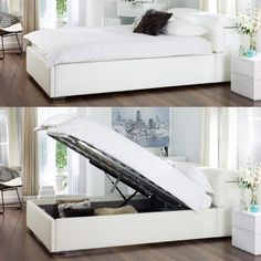 storage bed---cool!