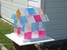 25 Creative and Cool Ways To Reuse Old CD Holders - jewel case bird house