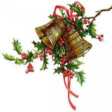 Image result for christmas cards bells