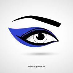 Blue eyeshadows drugstore 10 under $10