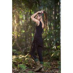 Ella Dress Bohemian Gypsy Hippie Fairy Wild Sexy Festival Boho Nomadic... ($69) ❤ liked on Polyvore featuring dresses, black, women's clothing, lace dress, sexy lace cocktail dress, cotton lace dress, sexy cocktail dresses and gypsy dresses