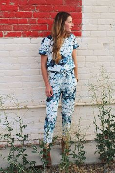 The Sara Project Art Gallery Observer fabric romper