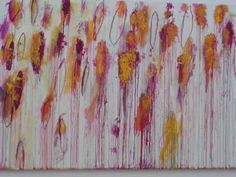 Cy Twombly at Museum Brandhorst, Munich, Germany