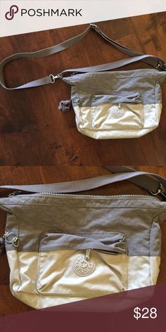 NWOT color block Kipling purse NWOT. Only avail to 9/19 Bags Crossbody Bags
