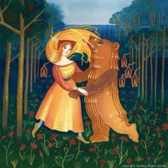 Image result for bear and the maiden fair