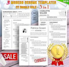 Make your resume or curriculum vitae (CV) stand out with one of these, eye-catching templates and matching cover letters in Word that showcase your skills. Simple Resume Template, Teacher Resume Template, Creative Resume Templates, Cv Template, Project Manager Resume, Job Resume, Resume Tips, Open Office, Microsoft Word