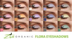 Zuii Organic Flora Eyeshadow