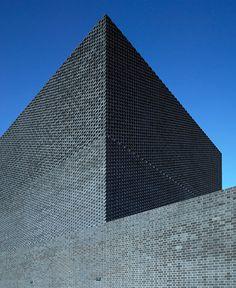 brick textures. ROBIN LEE ARCHITECTURE