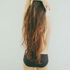 Wish my hair was this long