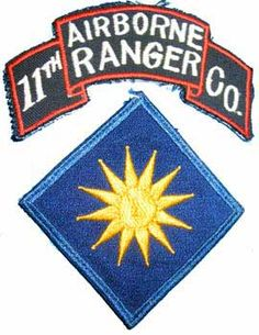 11th Airborne Ranger Company, attached to the 40th Division, Korea