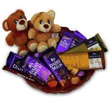 Double Teddy n Cadbury