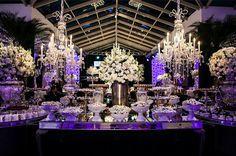 Casamentos, Festas de 15 anos, Aniversários, Eventos Especiais e Corporativos - Viviane Malucelli - Doces de Autor