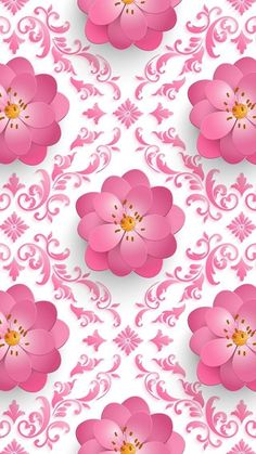 Online Get Cheap Wallpaper d Nature Pink Flowery Wallpaper, Flower Phone Wallpaper, Cellphone Wallpaper, Screen Wallpaper, Pattern Wallpaper, Iphone Wallpaper, Cheap Wallpaper, Flower Backgrounds, Wallpaper Backgrounds